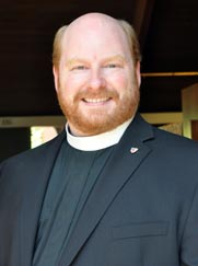 The Rev. Dr. Daniel Justin - Rector